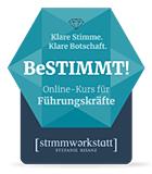 BeSTIMMT! Onlinekurs für Führungskräfte